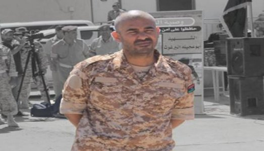 Prominent security commander in south of Tripoli dies of his wounds in hospital