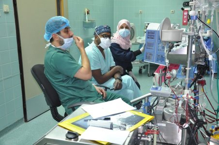 Tripoli University Hospital conducts 30 open-heart surgeries in June and July