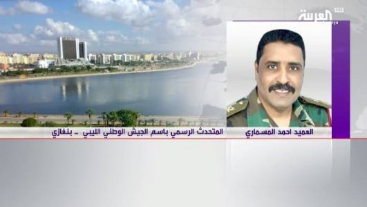 Spokesman for Libya warlord Haftar: We could post a photo of him when he returns!