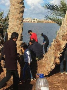 Missing Benghazi woman miraculously found alive at Lake Ein al-Maqarin