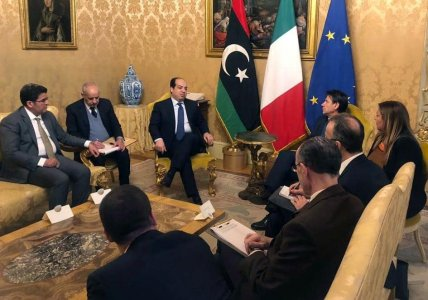 Italian Prime Minister: Haftar must withdraw forces from Tripoli