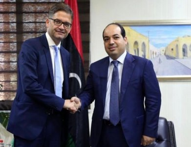 Head Deputy of PC welcomes assignment of new German Ambassador