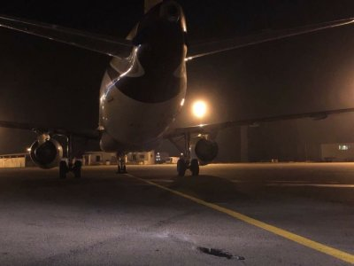Night flights suspended at Mitiga Airport