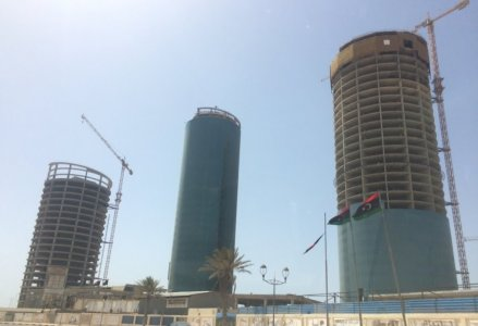 Turkish firms propose finishing Libya's suspended projects in priority order