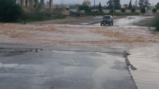 Interior Ministry issues flood warning in southern Tripoli