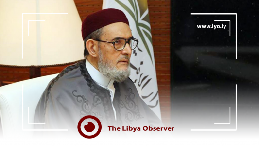 Grand Mufti: Libya has the right to launch tit-for-tat attacks on the UAE