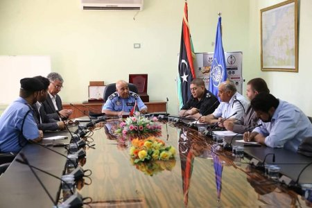 Tripoli Security Directorate conducts campaign against illegal power line connections