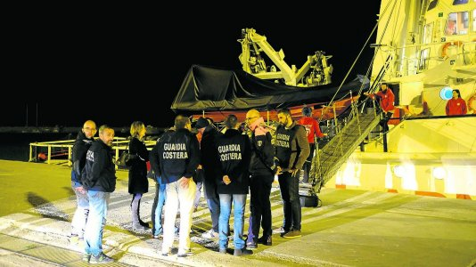 Italy impounds rescue ship for Proactiva Open Arms for refusing orders of Libya Coast Guard