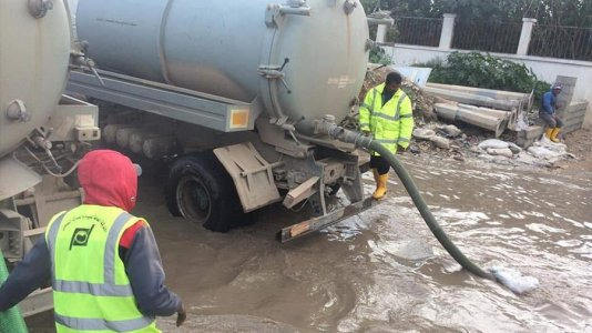 General Company for Water and Sanitation says Tripoli is ready for any rain
