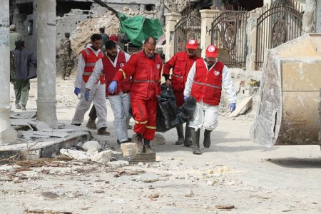Red Crescent recovers more bodies in Derna