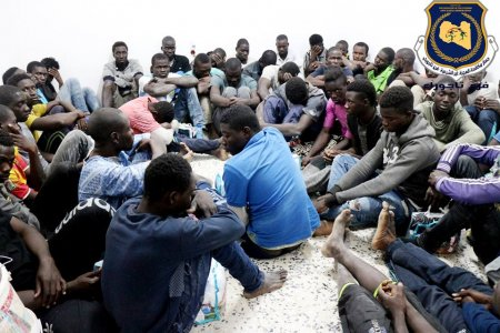 Illegal immigrants continue to flow into Europe by hundreds