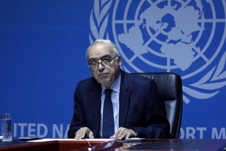Salame at UN Security Council: Libyan National Conference is very vital