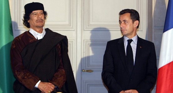 Gaddafi funded Sarkozy's elections campaign with 7 million euros, Senussi tells French judges in Tripoli
