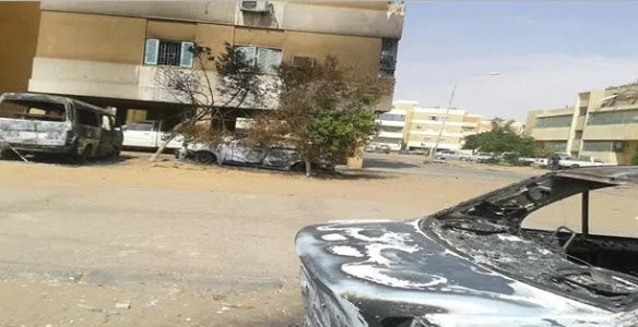 12 killed in fresh clashes in Sabha city