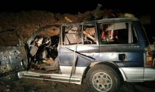 Suicide bombing rocks Sidra checkpoint at oil crescent region