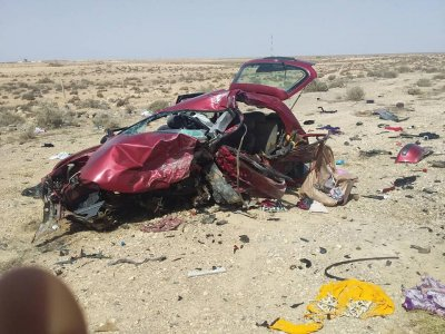 Ministry of Interior: Road accidents kill 192 in June