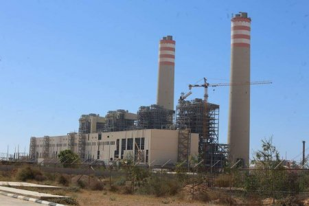 First turbine of Khalij steam power plant in Sirte closed for periodic maintenance