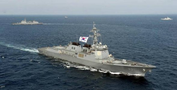 South Korea deploys warship off Libya's coast after abduction of a national