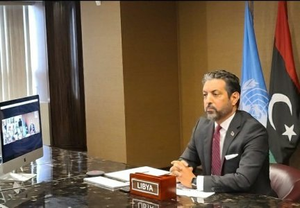 El Sonni urges Europe to support Libyan dialogues instead of
