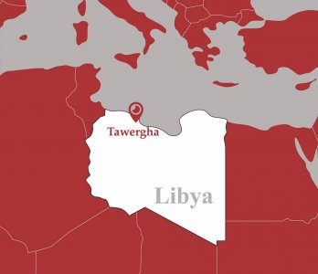 Tawergha official accuses government of slow pace on ending IDPs crisis