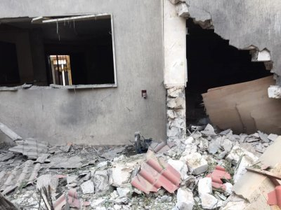 Woman killed, civilians injured in renewed rocket attacks by Haftar's forces in Tripoli