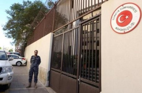 Turkish embassy reopens in Tripoli