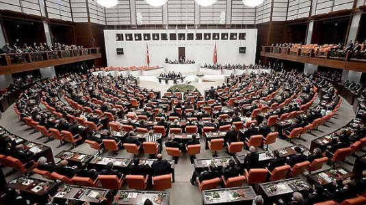 Turkish parliament approves formation of friendship committee with Libya and Egypt