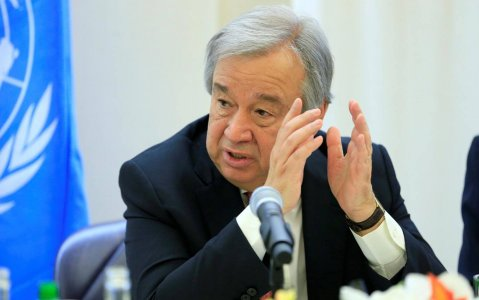UN Secretary General: It's time Libya conflict ended