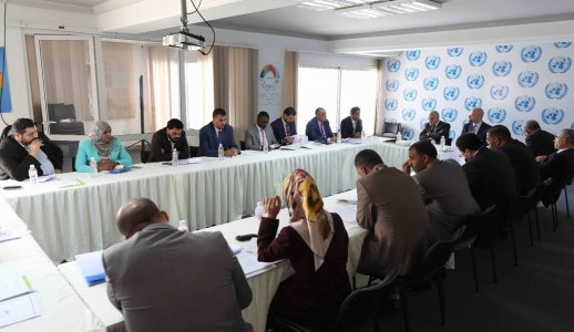 Talks continue in Tunis to finalize amendments to Libyan political agreement