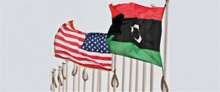 U.S. Congress calls for a greater role in Libya