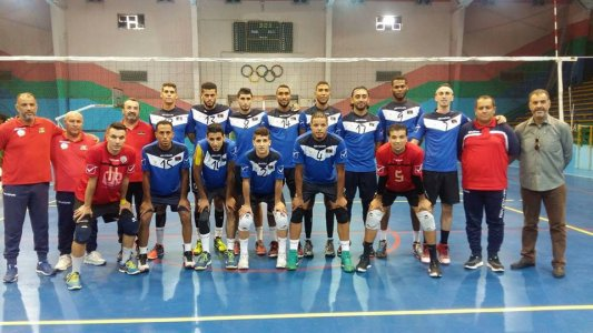 Libyan volleyball team qualifies for quarterfinals of ...