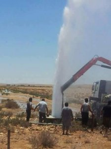Unidentified persons attack Man-Made River control station in Tripoli