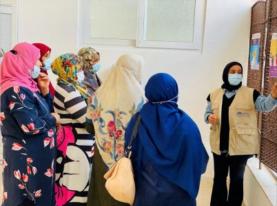 US embassy provides support to more than 600 females in Libya