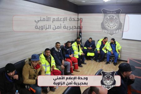 Security service in Zawiya frees Tunisian hostages in the city