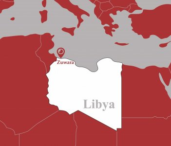 Two oil tankers seized off Libya after gunfire